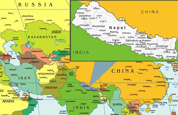 Непал – горная страна в сердце